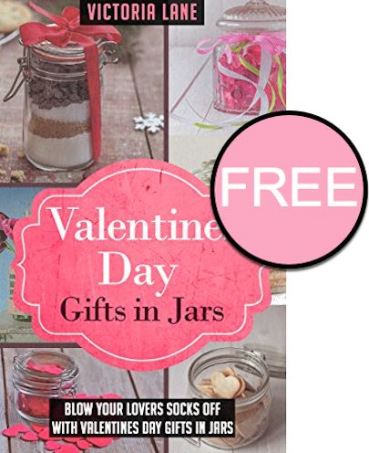 FREE Valentine's Day Gifts in Jars eBook!