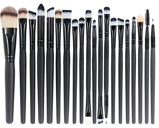 makeup brush set 1-12