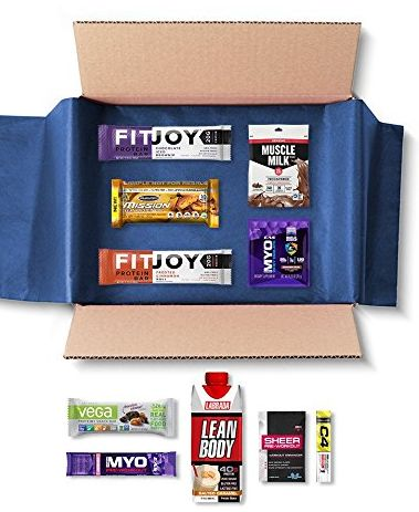 Mr. Olympia Sample Box Gives You 8 Or More to Try
