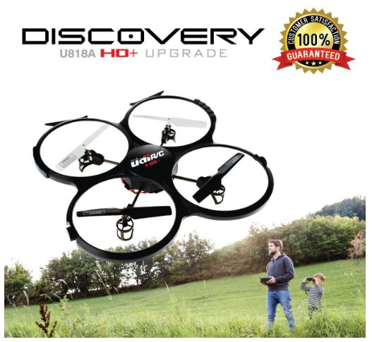 quadcopter drone with camera 1-10