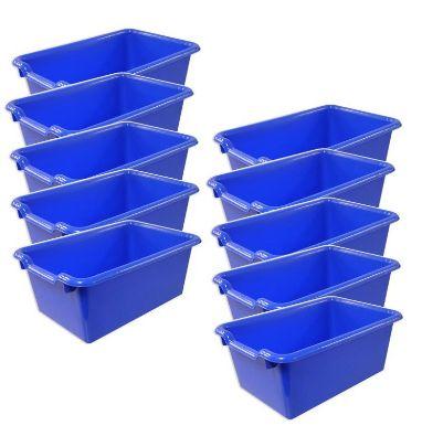 storage bins 1-4