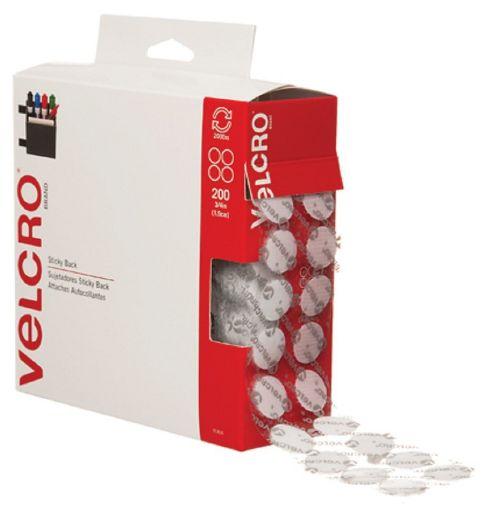 velcro coins 1-4