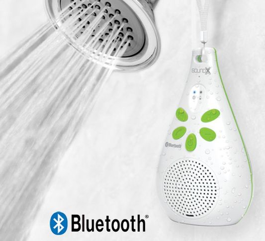 waterproof bluetooth shower speaker 1-31