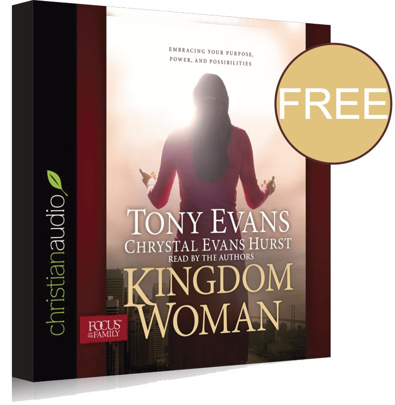 FREE Kingdom Woman Christian Audiobook!