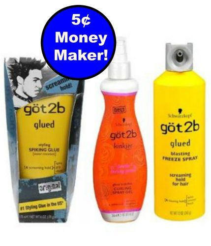 It's a GREAT Hair Day with a FREE + Money Maker on Got 2B Hair Styler at Walgreens! ~ Ends This Week!