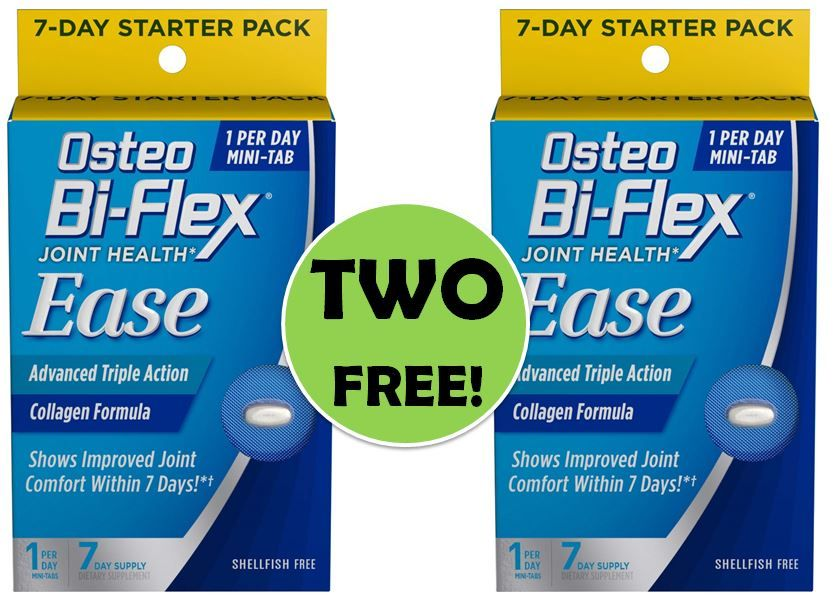Buy Here Pay Here Ct >> TWO (2!) FREE Osteo Bi-Flex Ease Advanced Triple Action ...