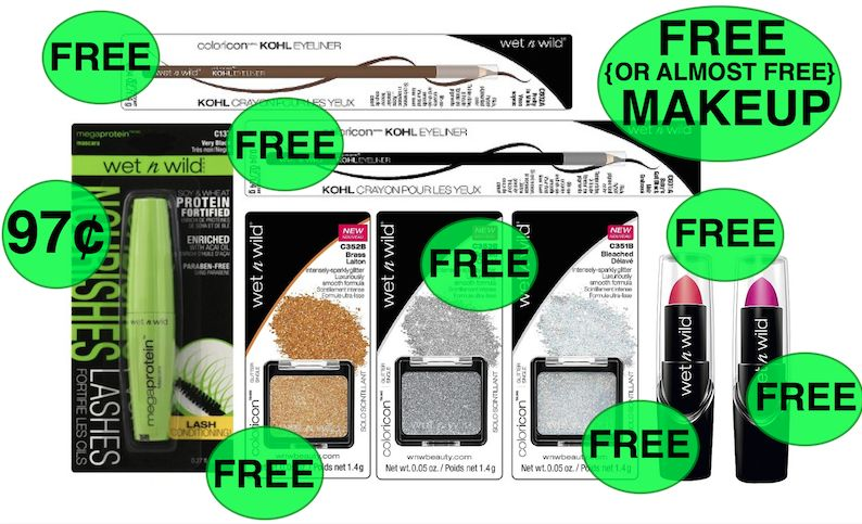 Fox Deal of the Week! SO MUCH FREE MAKEUP!!