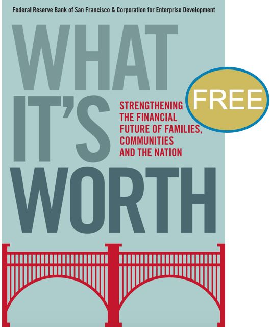 FREE What It's Worth eBook!