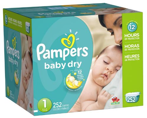 pampers diapers 2-2