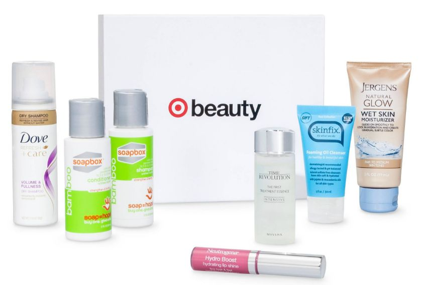 Target Beauty Box for March $7 {$25 Value}