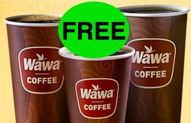 FREE Wawa Coffee Every Friday in March!