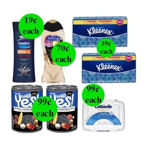 Walgreens Coupon Matchups ~ 3/26 – 4/1 ~ {TWELVE (12!) Deals 99¢ or Less!}