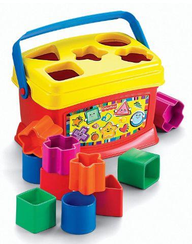 Fisher Price Baby's First Blocks Shape Sorter