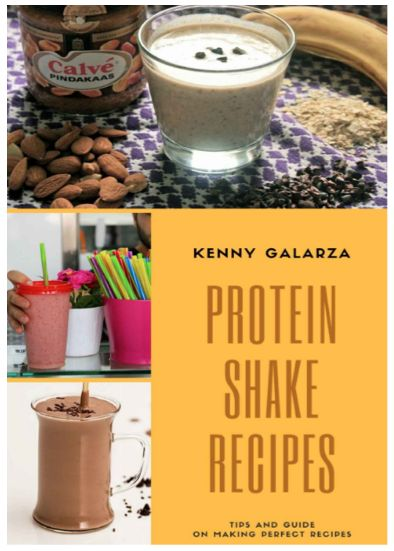 FREE 50 Delicious Protein Shake Recipes eCookbook!