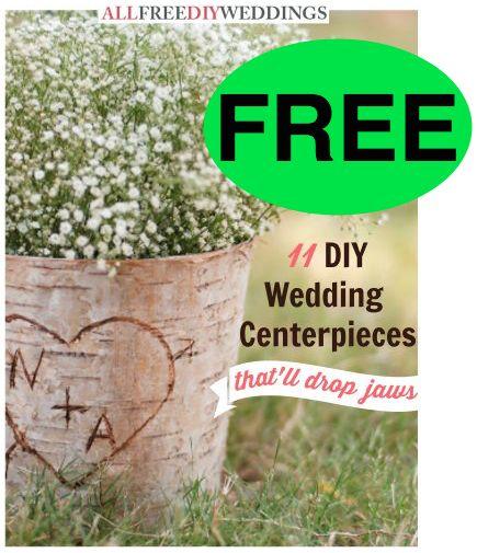 FREE DIY Centerpiece eBook!