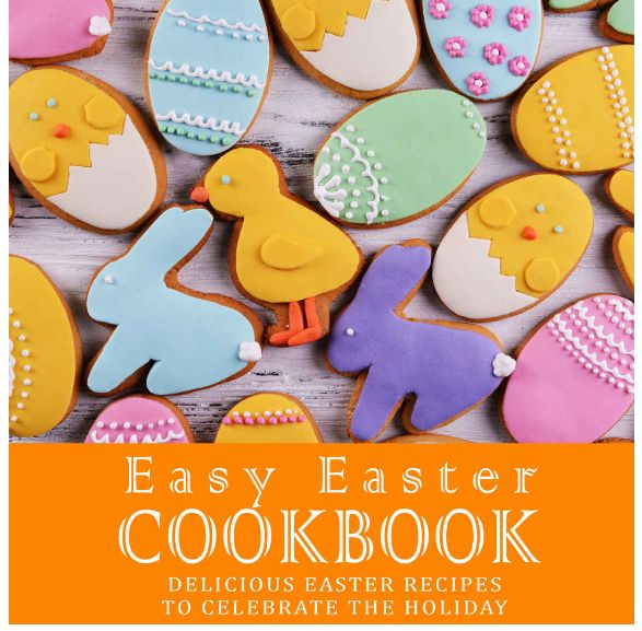 FREE Easy Easter eCookbook!