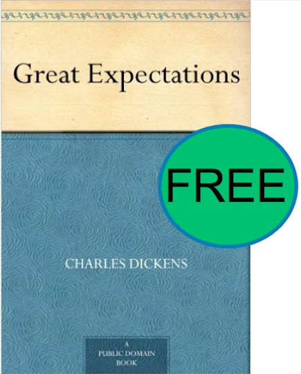 FREE Charles Dickens Great Expectations eBook!