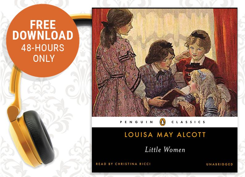 FREE Little Women Audiobook!