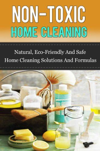 FREE Non-Toxic Home Cleaning eBook!