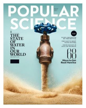 FREE Annual Subscription to Popular Science Magazine {$47 Value}!