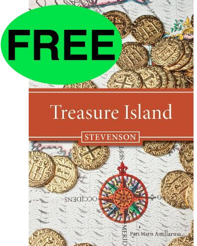 FREE Treasure Island eBook!