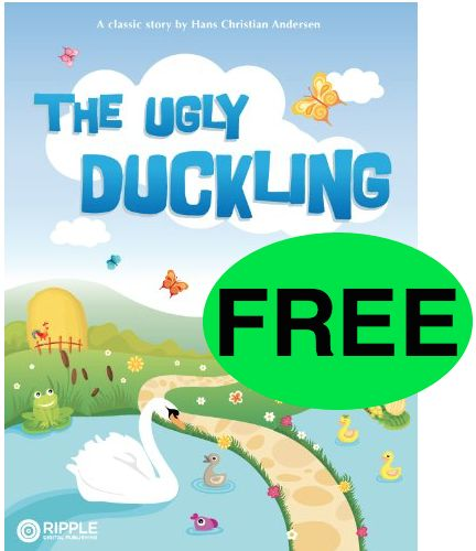 FREE Ugly Duckling eBook!