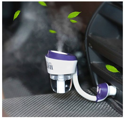 Relax and Make Your Car Smell Better