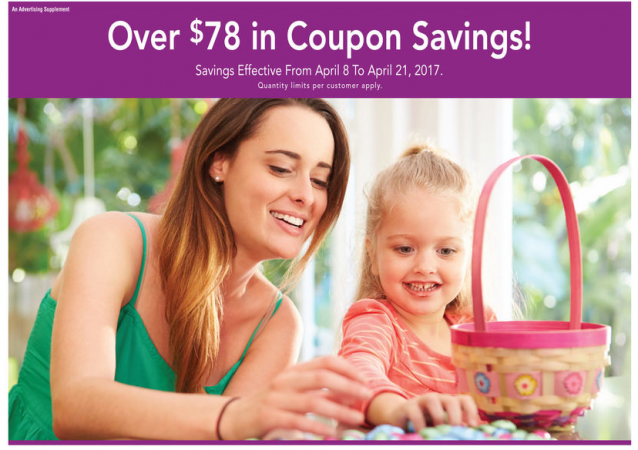 It's Time For The New Publix Purple Flyer! And It Has 39 Store Coupons Inside! {Ad Runs 4/8 – 4/21}