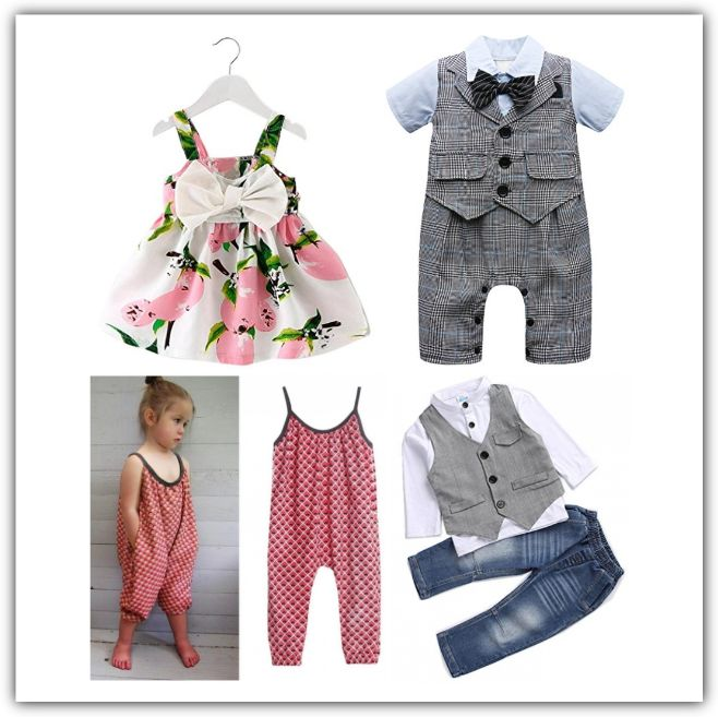 Spring Clothes for the Littles $20 or Less
