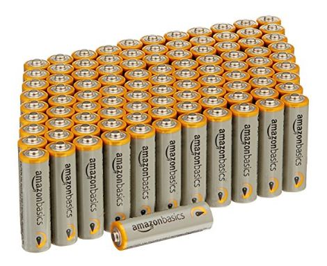 Staying Stocked Up on AA Batteries is a Must