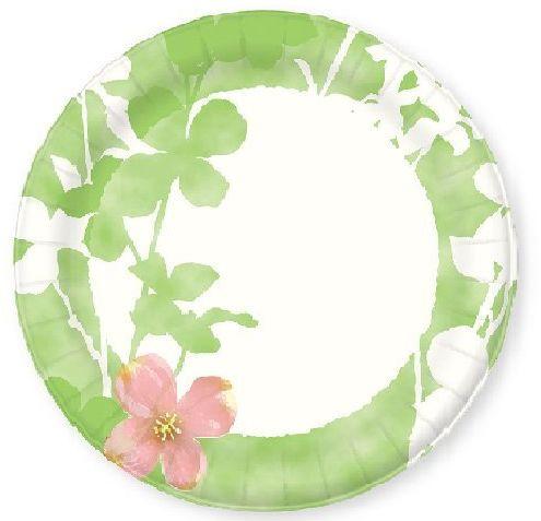 Keep Plenty of Those Paper Plates Around
