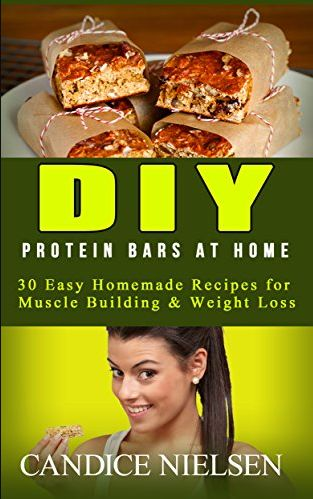 FREE DIY Protein Bars eCookbook!