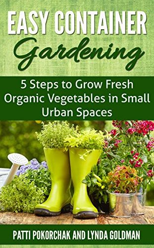 FREE Easy Container Gardening eBook!