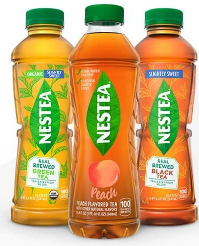 FREE Bottle of Nestea Iced Tea!