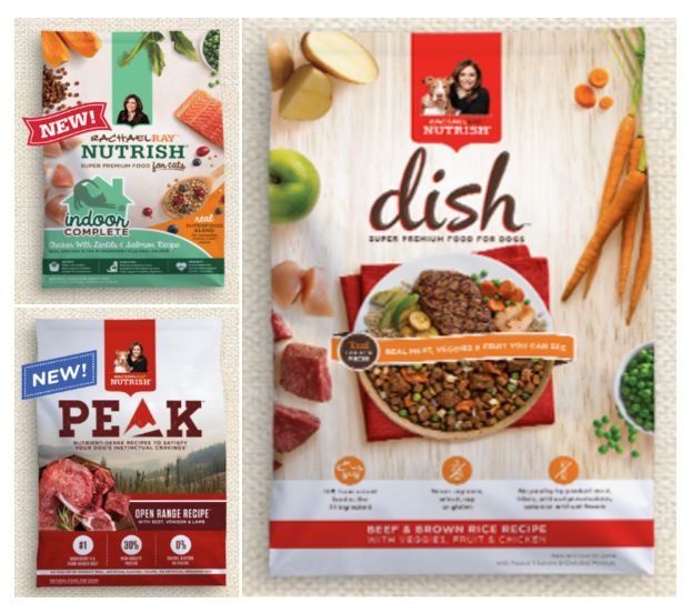 FREE Pet Food Samples from Rachel Ray!