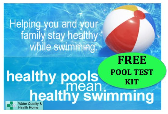 FREE Pool Test Kit!