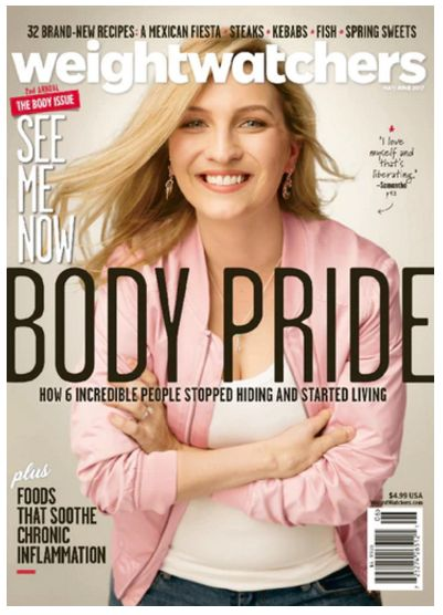 FREE Annual Subscription to Weight Watchers Magazine {$29 Value}!
