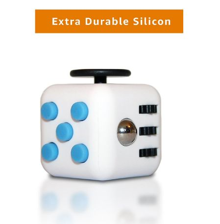 Silicone Fidget Cube UNDER $13 SHIPPED