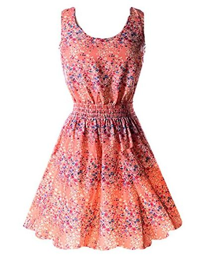 Perfect Sundress for the Summer Heat UNDER $5 SHIPPED