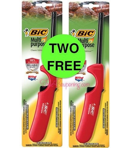 bic multipurpose lighter how to use