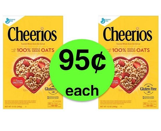 image about Printable Cereal Coupons called Cheerios discount codes printable 2018 / Activity clips discount coupons june 2018