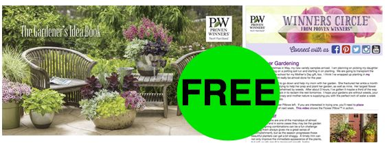 FREE Gardener's Idea Book!