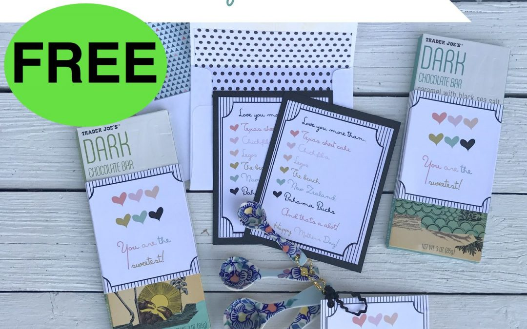 FREE Mother's Day Printables!