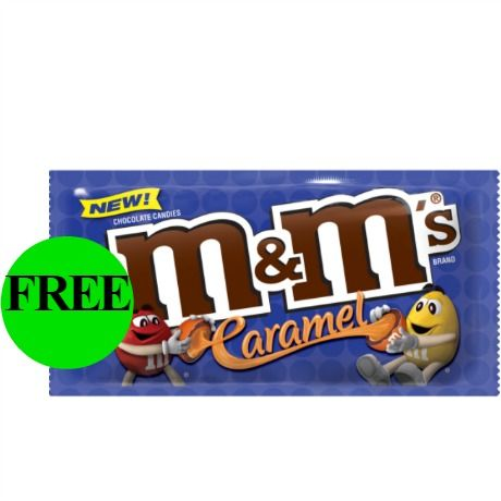 Last Chance to Try M&M's Caramel Candy for FREE at Walgreens! ~ Ends Today!