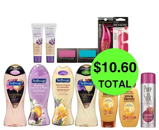 Spend $11 And Get $55 Worth of Shave Gel, Hair Care, Body Washes & Cosmetics at CVS! ~ Ends Saturday!