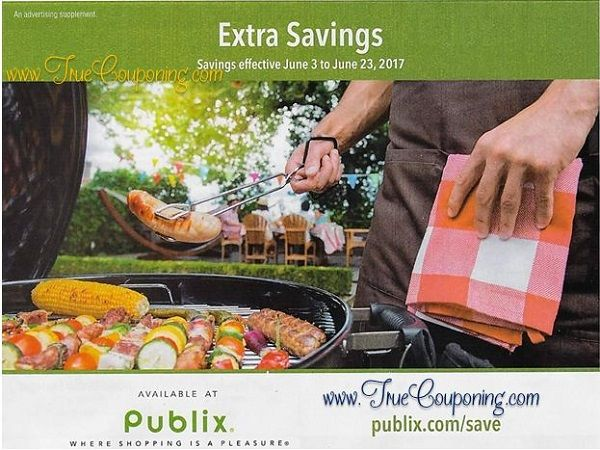 Guess What Time It Is? Publix Green Flyer Time! And This Ad Has Twelve (12!) Deals $1 or Less! Whoa! {Ad Runs 6/3 – 6/23}