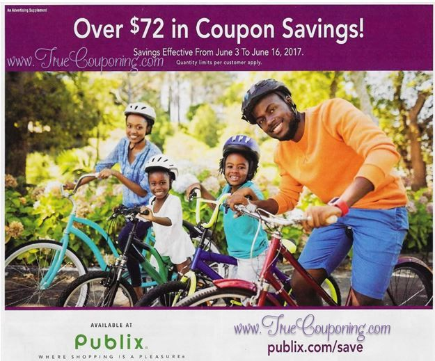 It's Time For The New Publix Purple Flyer! And It Has (29!) Store Coupons Inside! {Ad Runs 6/3 – 6/16}