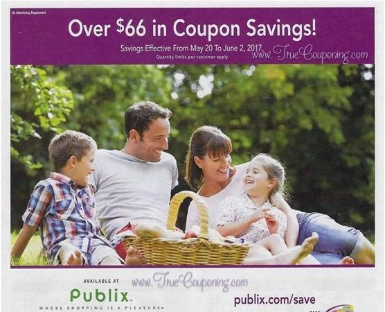 It's Time For The New Publix Purple Flyer! And It Has 23 Store Coupons Inside! {Ad Runs 5/20 – 6/2}