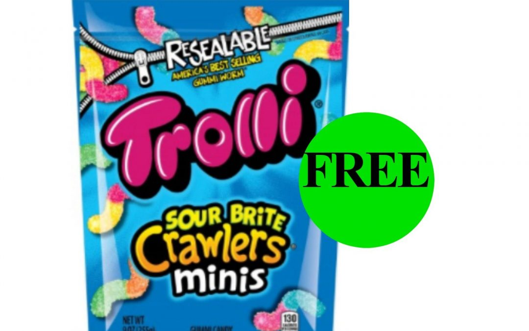 Don't Miss Out on Your FREE Trolli, Now 'n Later, or Black Forest Candy at Walgreens! ~ Ends Today!