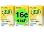 Mix Up 16¢ True Lemon Original Lemonade Packets at Target! ~ Going On Now!